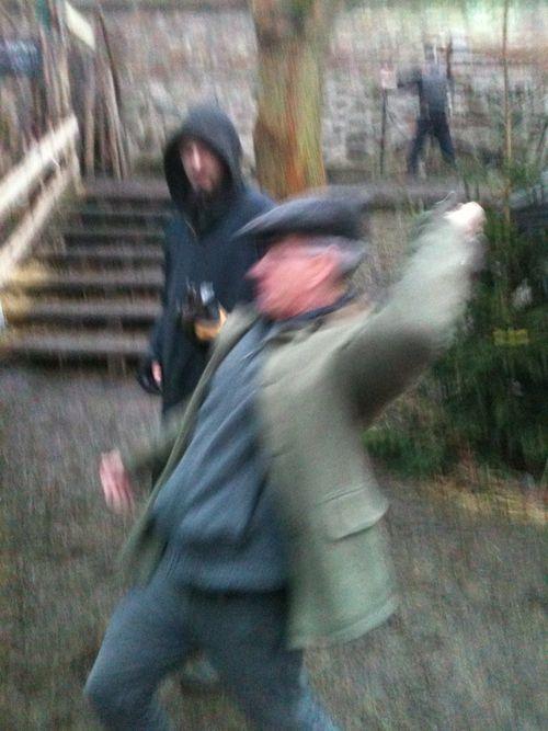 Axe-throwing